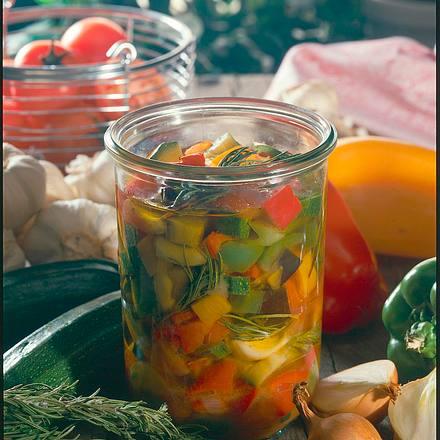 Provenzalisches Gemüse Rezept