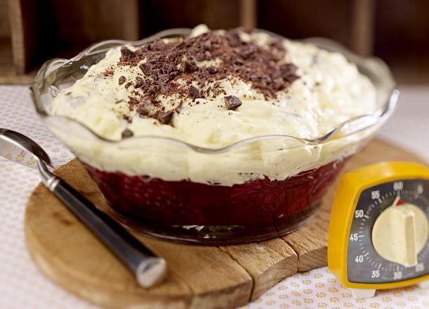 Pudding-Eierlikör-Creme Rezept