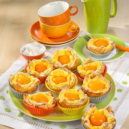 Puddingmuffins Rezept