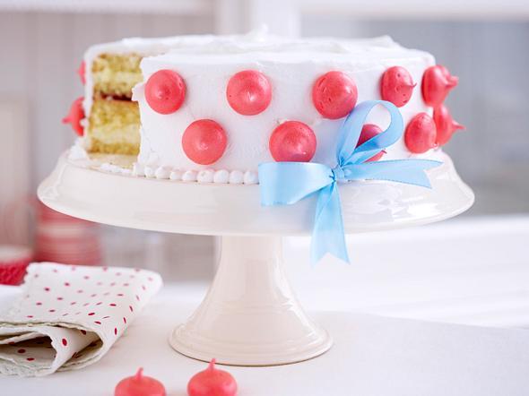 Pünktchen-Torte Rezept