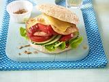 Puten-Burger de luxe Rezept
