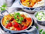 Puten-Curry mit neuer Reis-Spezies Rezept