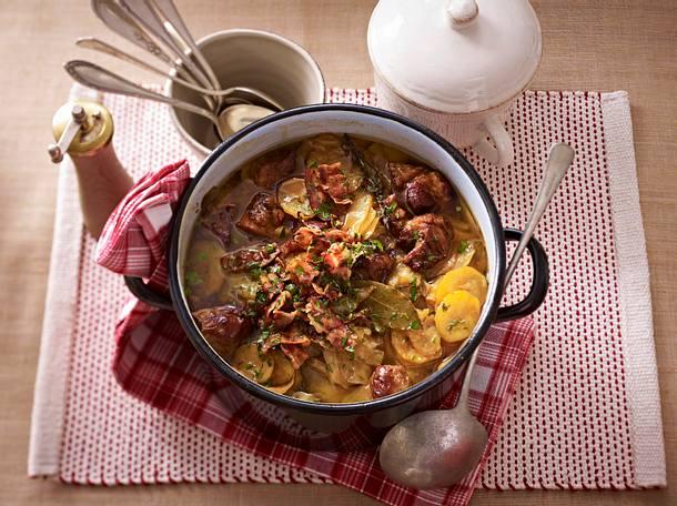 Puten-Stew Rezept