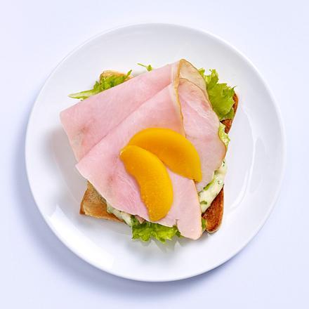 Putenbrust Sandwich Rezept