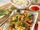Putenfleisch mit Brokkoli Rezept