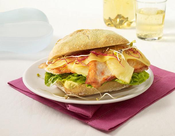 Putenschnitzel-Burger Rezept