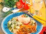 Putenschnitzel mit Broccoli Rezept