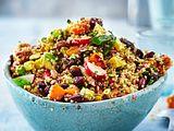 Quickie-Quinoa-Bowl Rezept