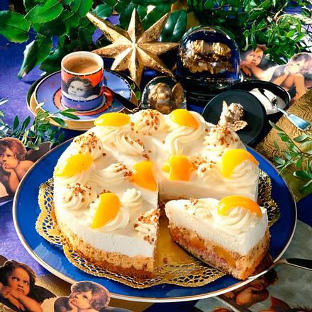 Quark-Amaretto Torte Rezept