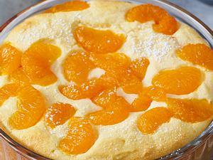 Quark-Auflauf mit Mandarinen Rezept