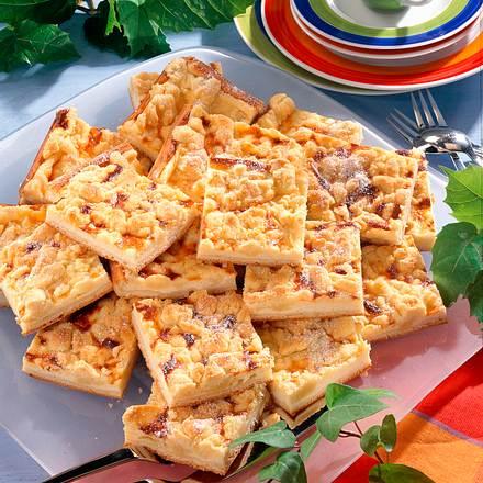 Quark-Hefe-Streusel-Kuchen Rezept