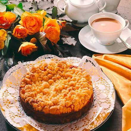 Quark-Streusel-Kuchen Rezept
