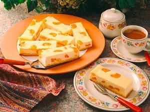 Quarkkuchen mit Mandarin-Orangen Rezept