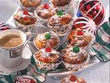 Quarkstollen-Muffins Rezept
