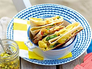 Quesadillas Rezept
