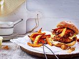 Quinoa-Burger Rezept