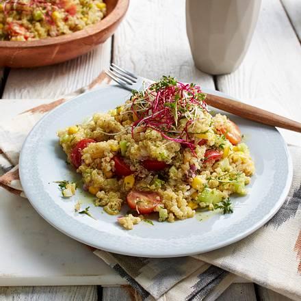 Quinoa-Salat Rezept