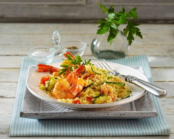 quinoa salat mit shrimps rezept chefkoch rezepte auf kochen backen und schnelle. Black Bedroom Furniture Sets. Home Design Ideas