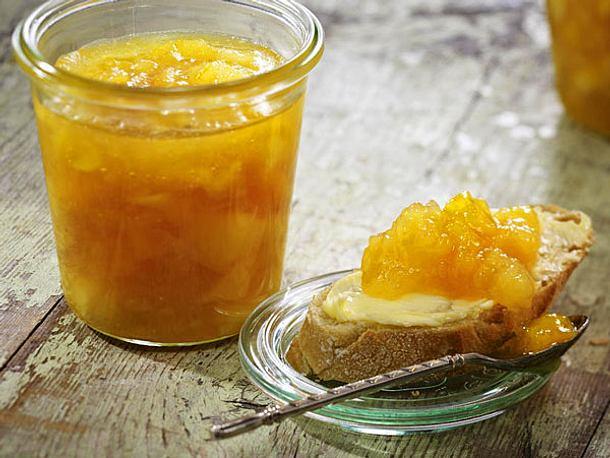 Quitten-Mango-Konfitüre Rezept