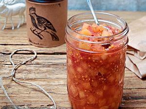 Quittenrelish mit Chili Rezept