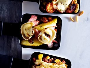 Raclette international - Pfännchen Bonsoir Rezept