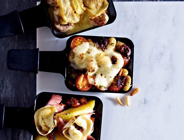 Raclette international - Pfännchen Ciao Rezept