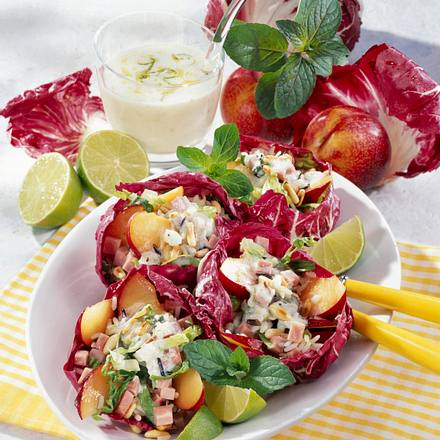 Radicchio-Salat Rezept