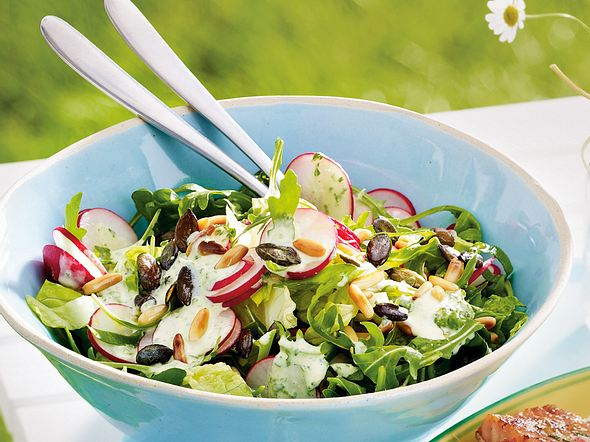 Radieschen-Rucola-Salat Rezept