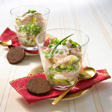 Räucherfisch-Cocktail Rezept