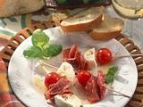 Raffinierte Tomatenspieße Rezept