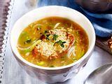 Rasante Porree-Zwiebel-Suppe Rezept-F7959202