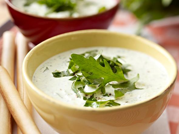 Rauke-Sour-Cream Rezept