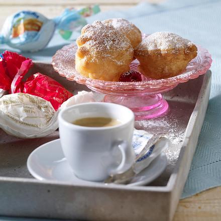 Ravioli dolci (Süße Teigtaschen) Rezept