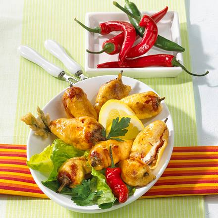 Red-Hot-Poppers Rezept