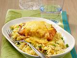 Reis mit Fisch-Hawaii Rezept