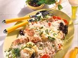 Reis-Thunfisch-Salat Rezept