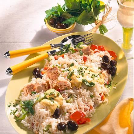 reis thunfisch salat rezept chefkoch rezepte auf kochen backen und schnelle gerichte. Black Bedroom Furniture Sets. Home Design Ideas