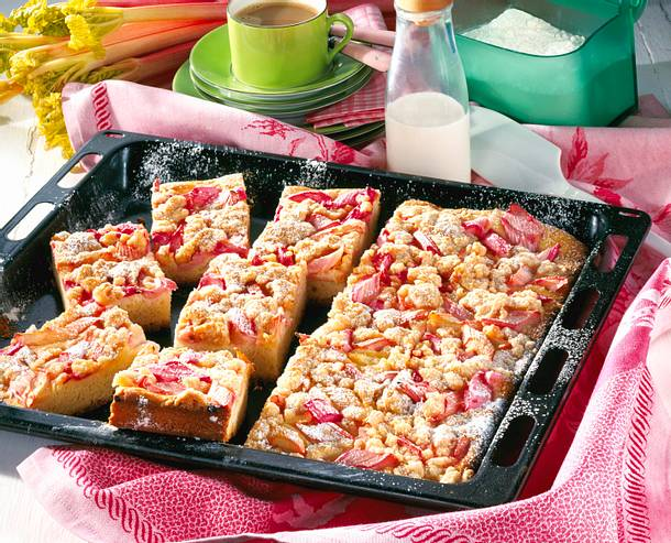 Rhabarber hefe kuchen rezept chefkoch rezepte auf lecker for Kochen rhabarber