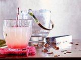 Rhabarber-Ingwer-Spritz Rezept