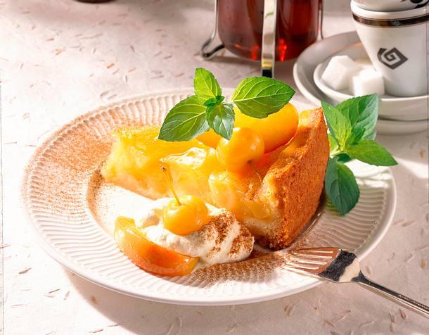 Rheinischer Apfel-Riesling-Kuchen Rezept