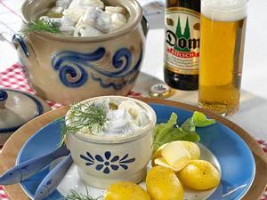 Rheinischer Heringstipp Rezept