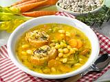 Ribollita, Toskanische Bohnensuppe Rezept
