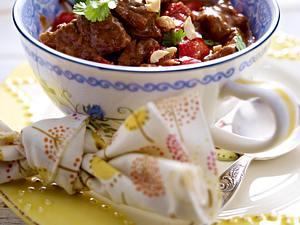 Rinder-Stew mit Kokosmilch Rezept