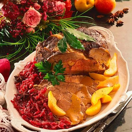 Rindernackenbraten Rezept