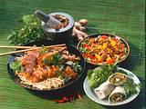 Rindfleisch auf Salat Rezept