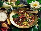 Rindfleisch-Chili mit Mais und Paprika Rezept