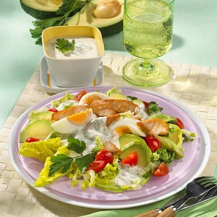 Romana Salat Rezept