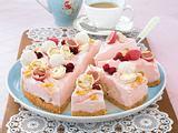 Rosa Raffaello-Torte Rezept