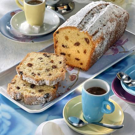 Rosinen-Kastenkuchen (Diabetiker) Rezept
