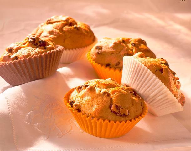 Rosinen Muffins Rezept